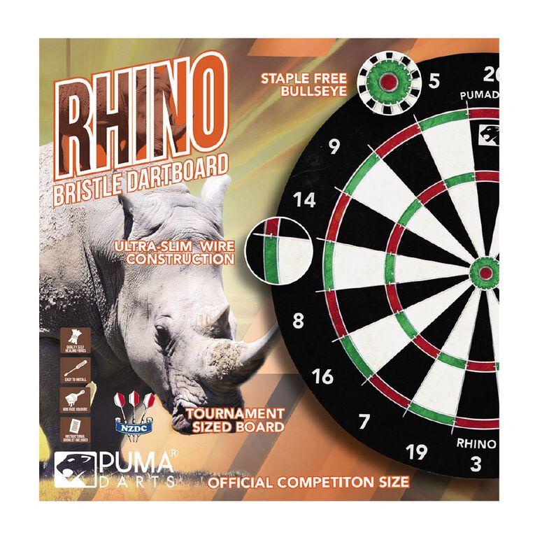 Puma Darts Rhino Dartboard, , hi-res