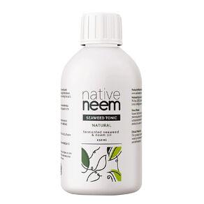 Native Neem Organic Neem and Seaweed Liquid Fertiliser 250ml