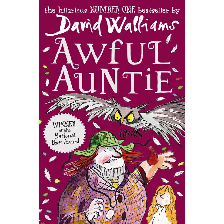 Awful Auntie by David Walliams, , hi-res