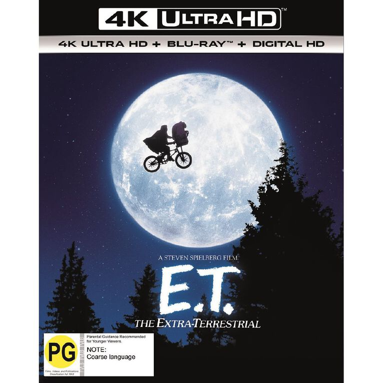 ET 4K Blu-ray 2Disc, , hi-res
