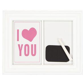 Party Inc I Love You DIY Frame 20cm x 25cm