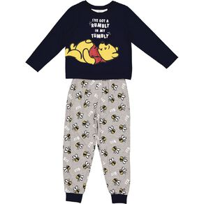 Winnie the Pooh Disney Boys' Pyjama
