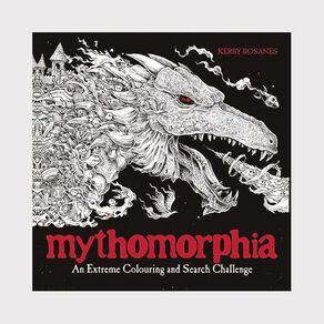 Mythomorphia by Kerby Rosanes N/A