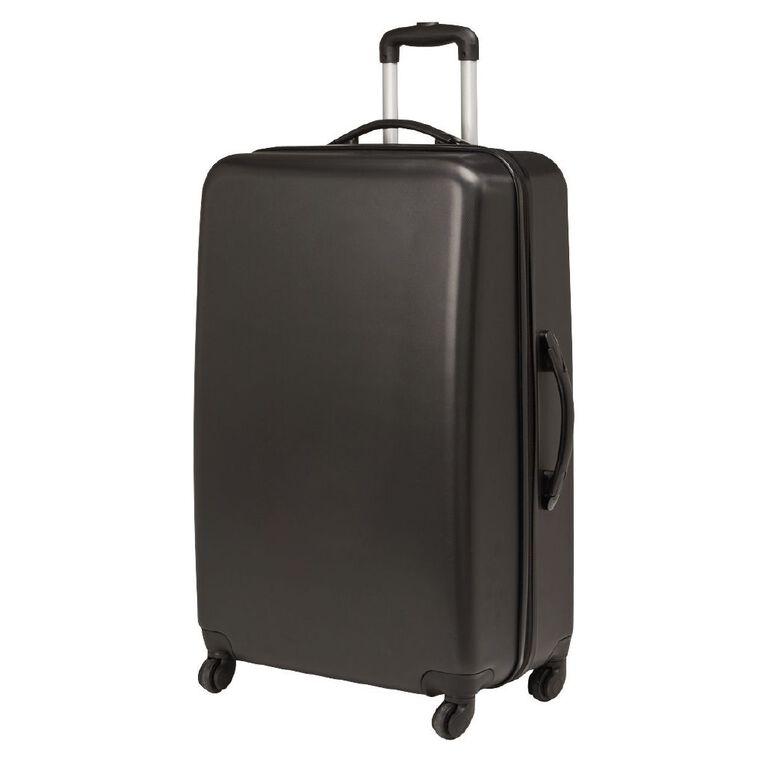 Living & Co Basic Hard Case 50cm, Black, hi-res