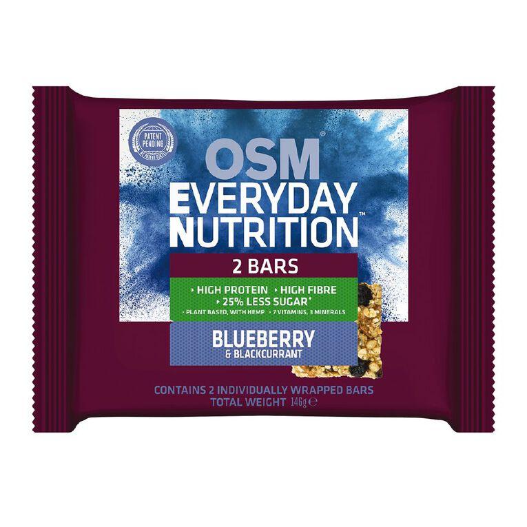 OSM Everyday Nutrition Blueberry & Blackcurrant 8 Pack Bites 292g, , hi-res