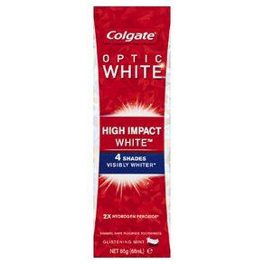 Colgate Optic White Toothpaste High Impact 85g