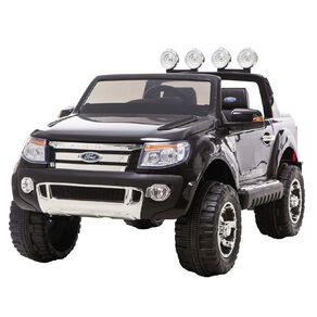 Ford Ranger Ride On 12v Battery Operated Car Black