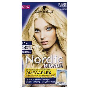 Schwarzkopf Nordic Blonde L1+ Extreme Lightener