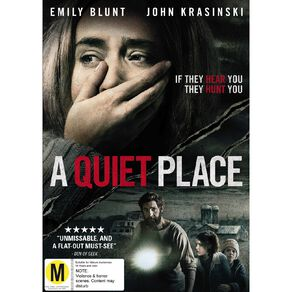 A Quiet Place DVD 1Disc