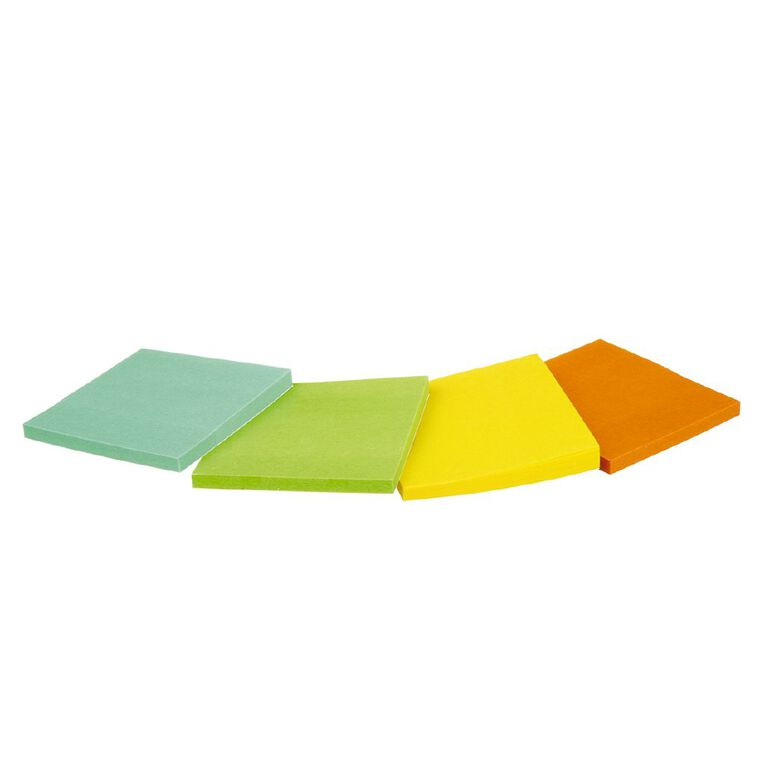 Post-It Extreme Notes 76mmX76mm 2pack Asst, , hi-res