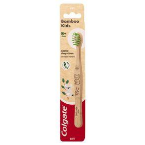 Colgate Bamboo Toothbrush Kids 6+ Years 1 Pack