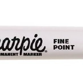 Sharpie Marker Fine Single Loose Black