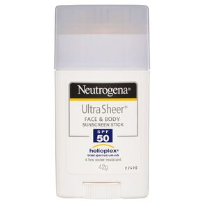 Neutrogena Ultra Sheer Face & Body Stick SPF50