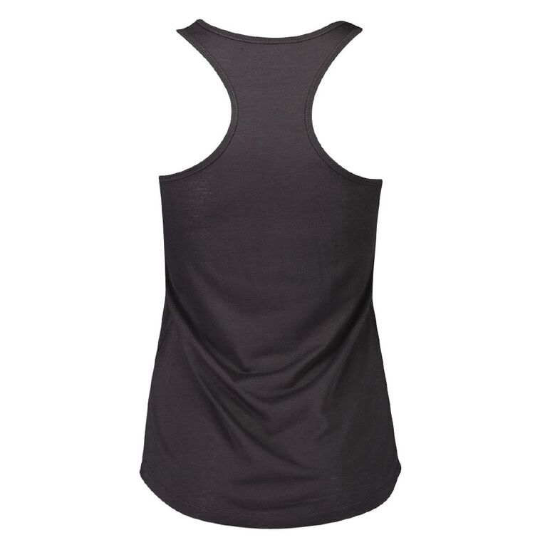 Active Intent Women's Layered Tank Singlet, Pink Mid, hi-res image number null