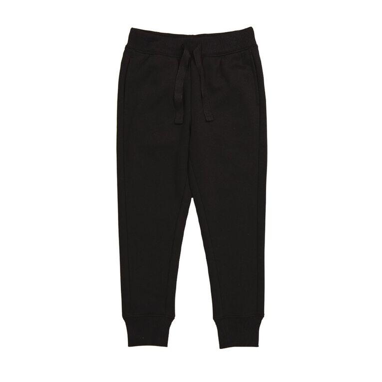 Young Original Jogger Trackpants, Black, hi-res image number null