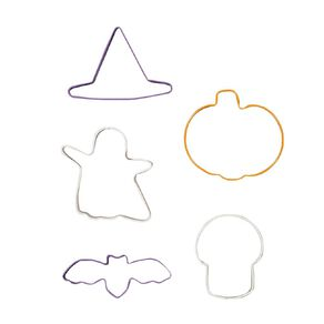 Scarehouse Halloween Cookie Cutter Set 5 Piece