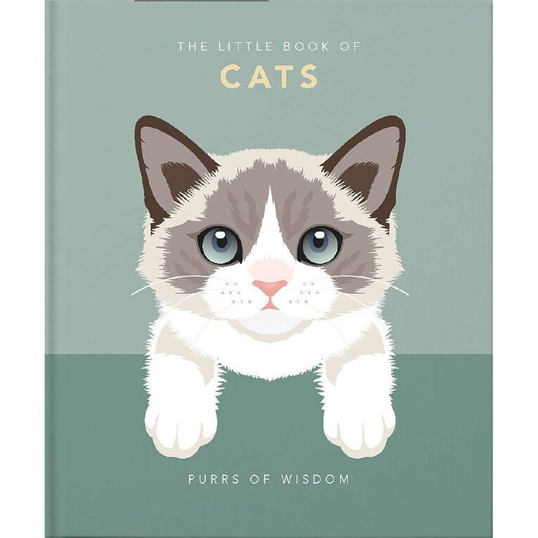 The Little Book of Cats, , hi-res