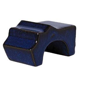 Kiwi Garden Pot Feet Blue
