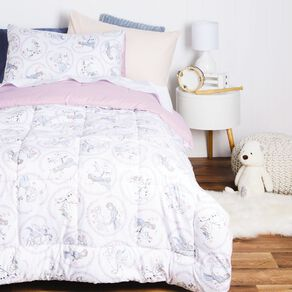 Frozen Comforter Set Sisters King Single