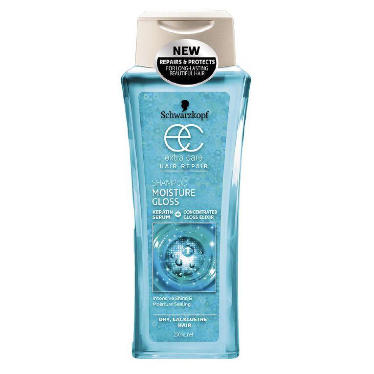 Schwarzkopf Shampoo Extra Care Moisture Gloss 250ml, , hi-res