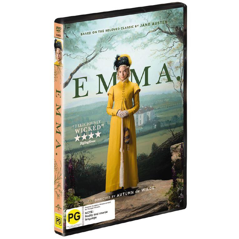 Emma DVD 1Disc, , hi-res