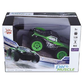 Radio Controlled 2.4g DK7 Muscle Car