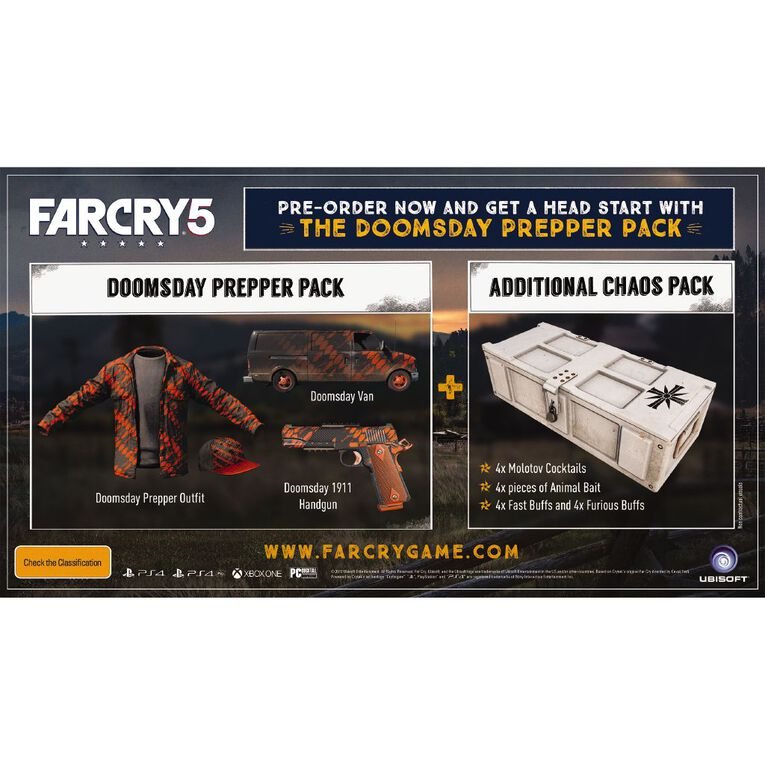 XboxOne Far Cry 5, , hi-res image number null
