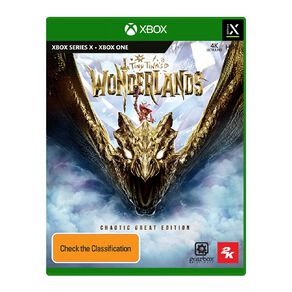 Xbox Series X Tiny Tina's Wonderlands: Chaotic Great Edition