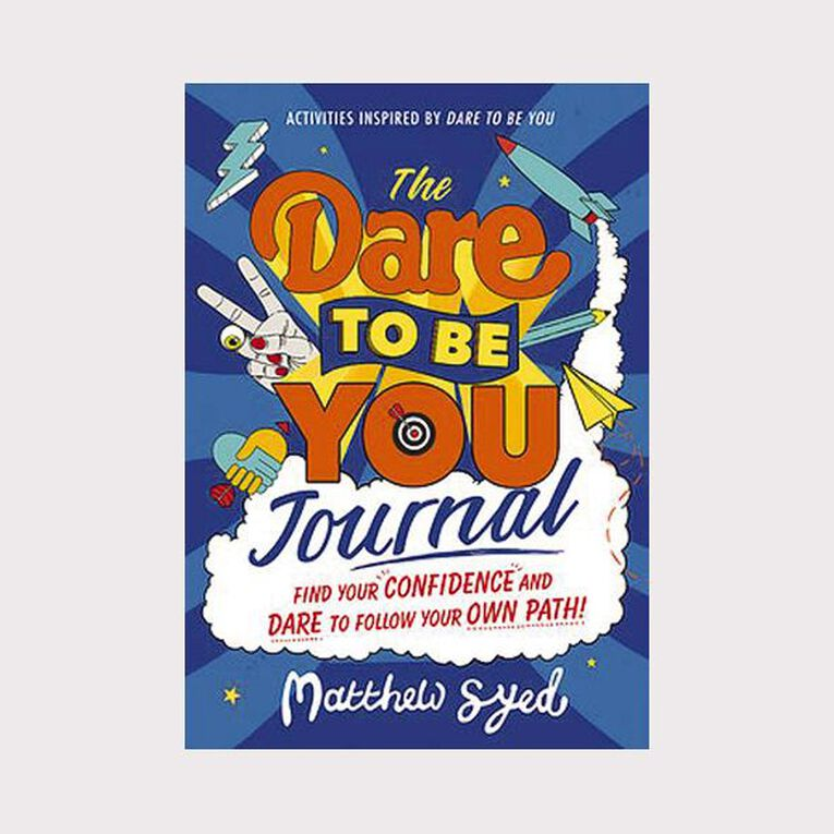 The Dare to Be You Journal by Matthew Syed, , hi-res