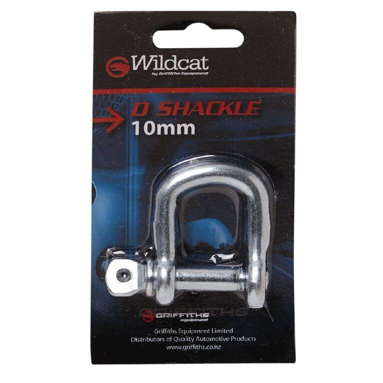 Wildcat D Shackle 10mm, , hi-res