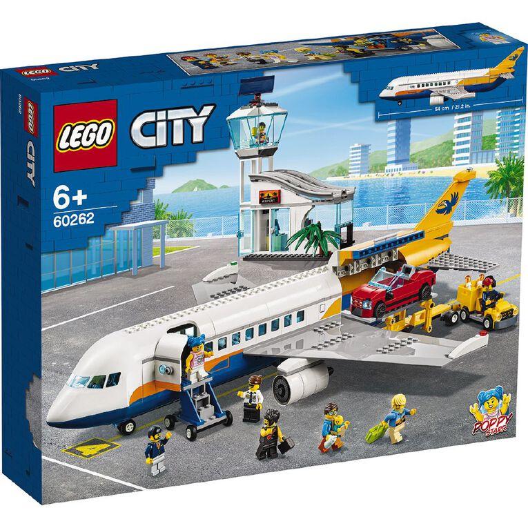 LEGO City Passenger Airplane 60262, , hi-res