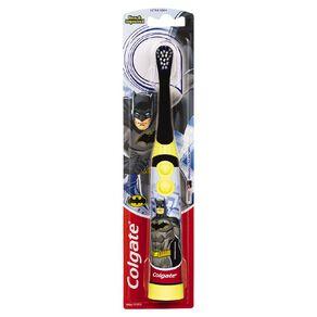Colgate Sonic Power Toothbrush Kids Batman / Barbie Assorted