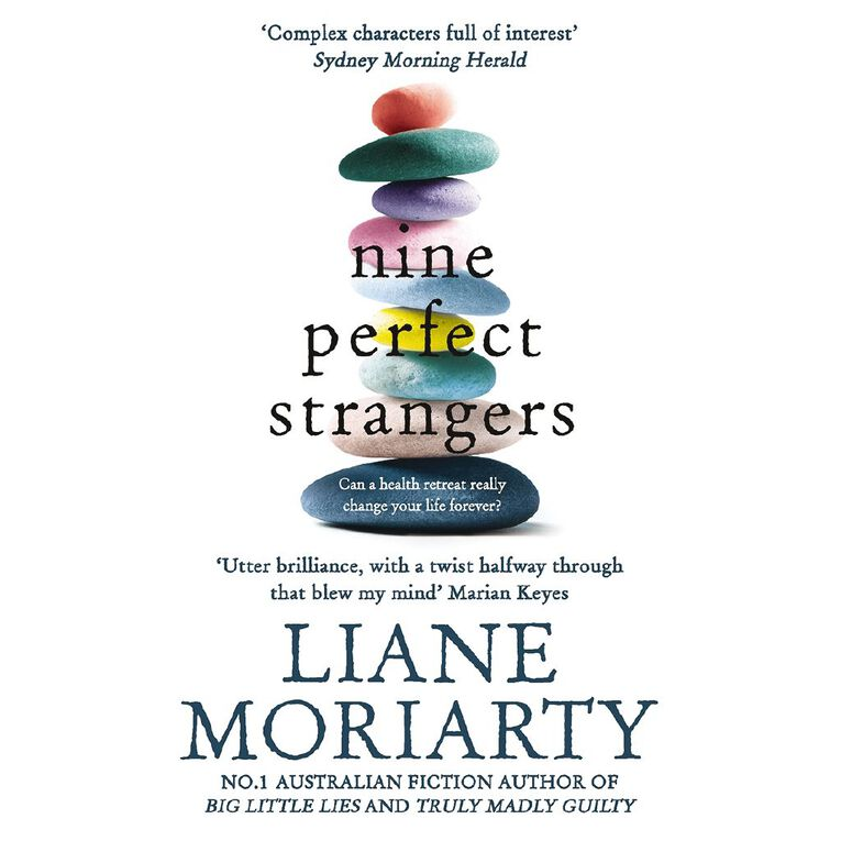 Nine Perfect Strangers by Liane Moriarty, , hi-res