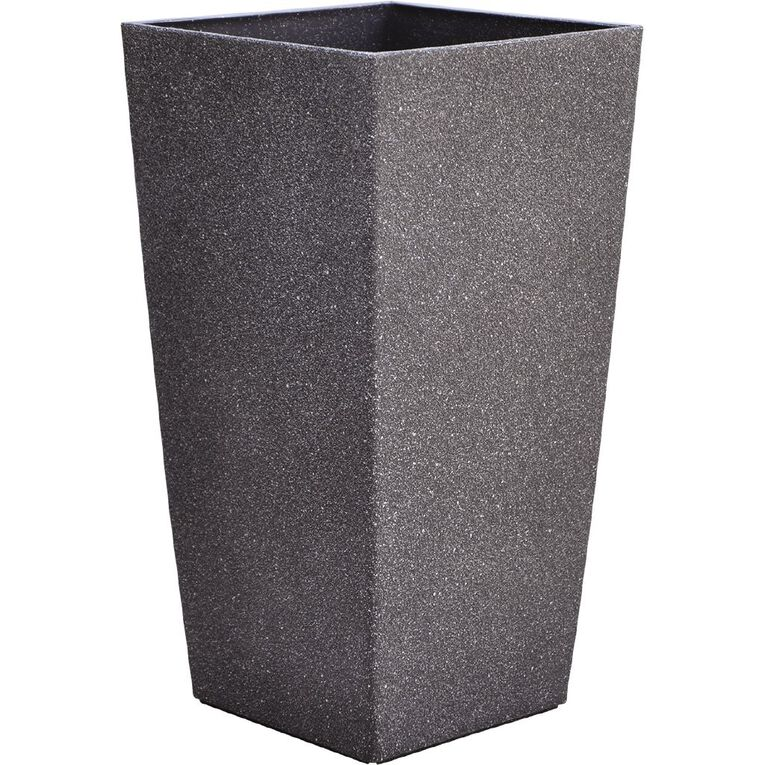 Kiwi Garden Plastic Sandstone Vase 41cm, , hi-res