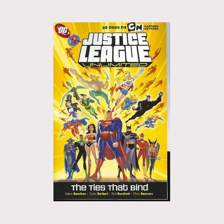 Justice League Unlimited: Ties That Bind, , hi-res