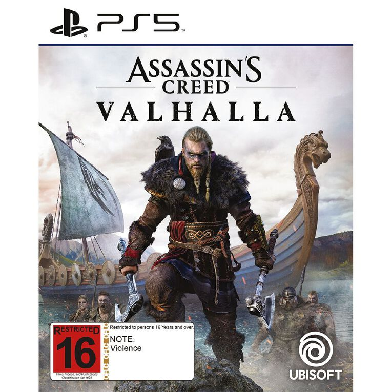 PS5 Assassin's Creed Valhalla, , hi-res image number null