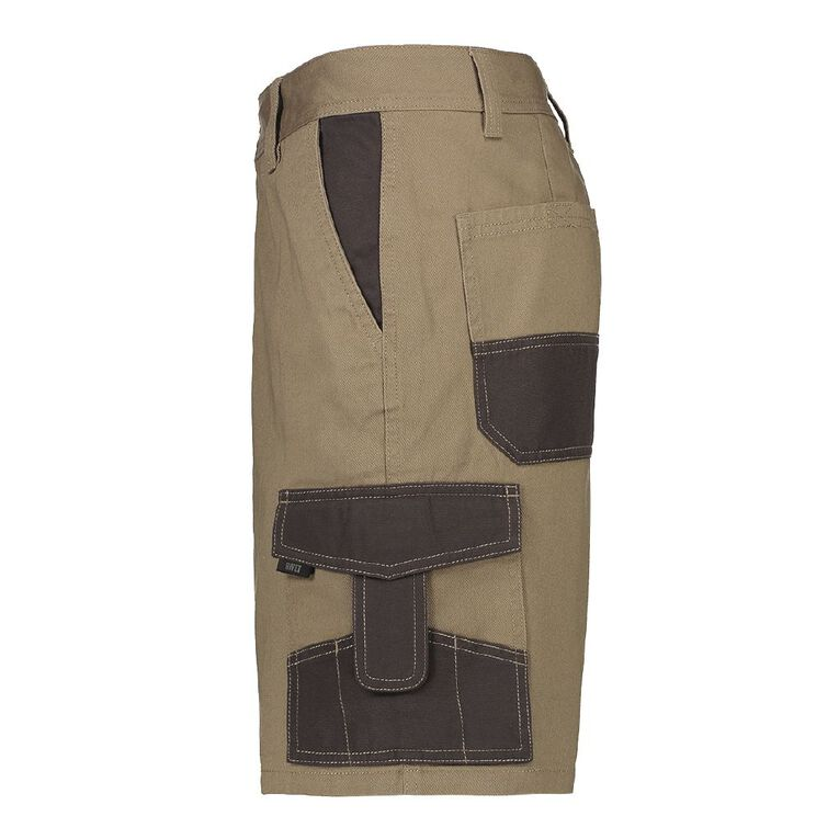 Rivet Men's Utility Shorts, Tan, hi-res image number null