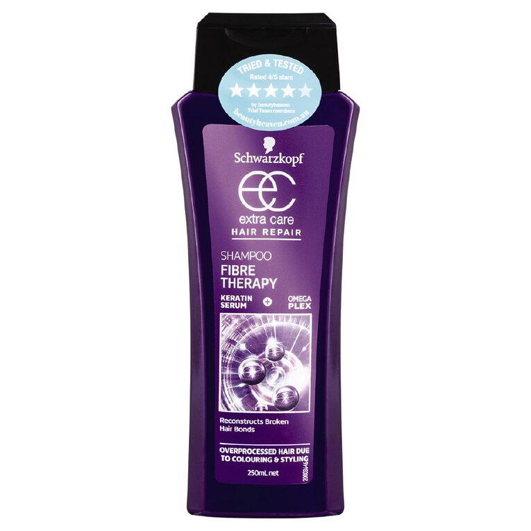Schwarzkopf Extra Care Shampoo Fibre Therapy 250ml, , hi-res