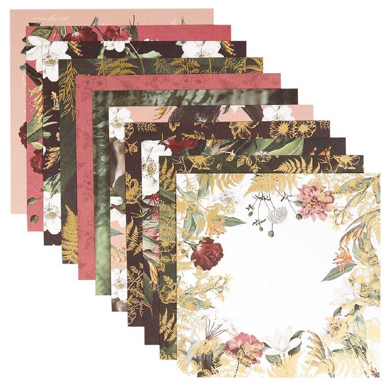 Uniti Designer Paper 6x6 24 Sheets Kiwi Collective, , hi-res