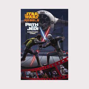 Cinestory: Star Wars Rebels: Path of the Jedi