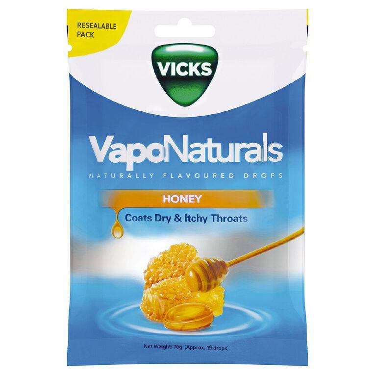 Vicks Vaponaturals Honey 19s, , hi-res