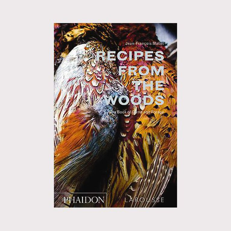 Recipes From the Woods by Jean-Francois Mallet, , hi-res