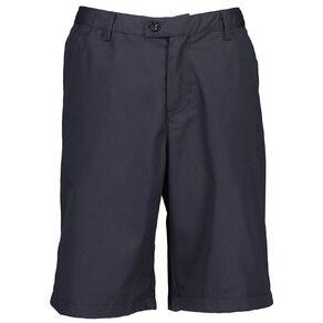 Schooltex Unisex Elastic Back Shorts