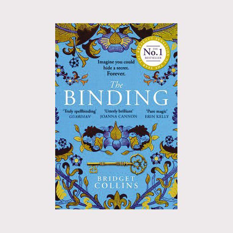The Binding by Bridget Collins, , hi-res