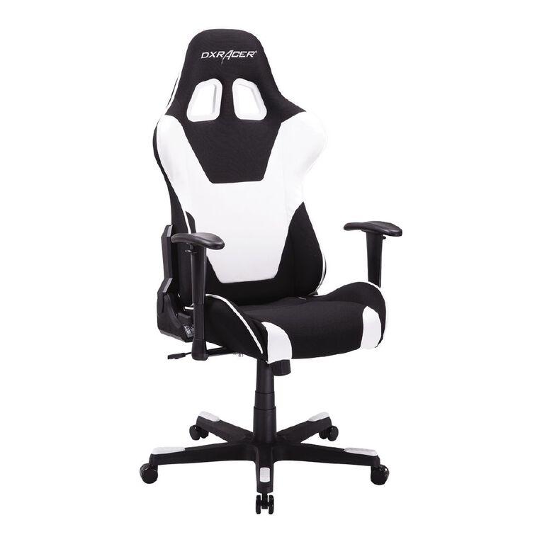 DXRacer Chair Formula Series FD101 Black/White, , hi-res