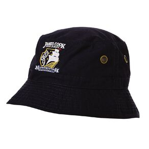 Schooltex James Cook Bucket Hat with Embroidery