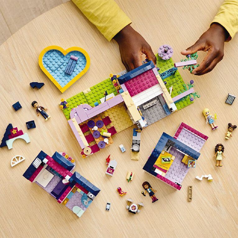 LEGO Friends Andrea's Family House 41449, , hi-res