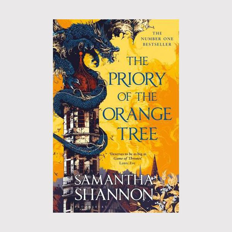 The Priory of the Orange Tree by Samantha Shannon, , hi-res