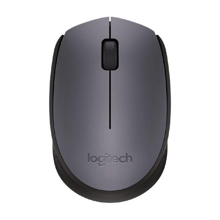 Logitech M171 Wireless Mouse Black, , hi-res