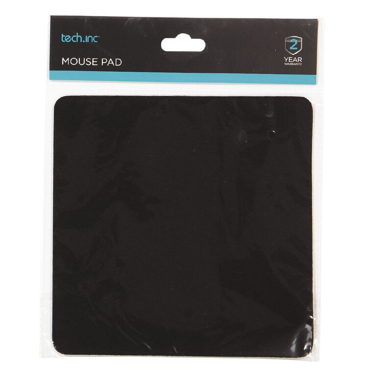 Tech.Inc Mouse Pad Black, , hi-res